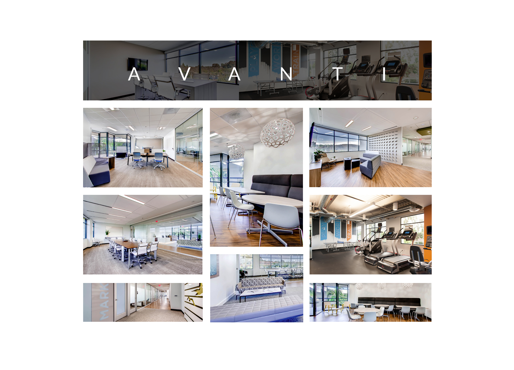 Avanti office space pictures