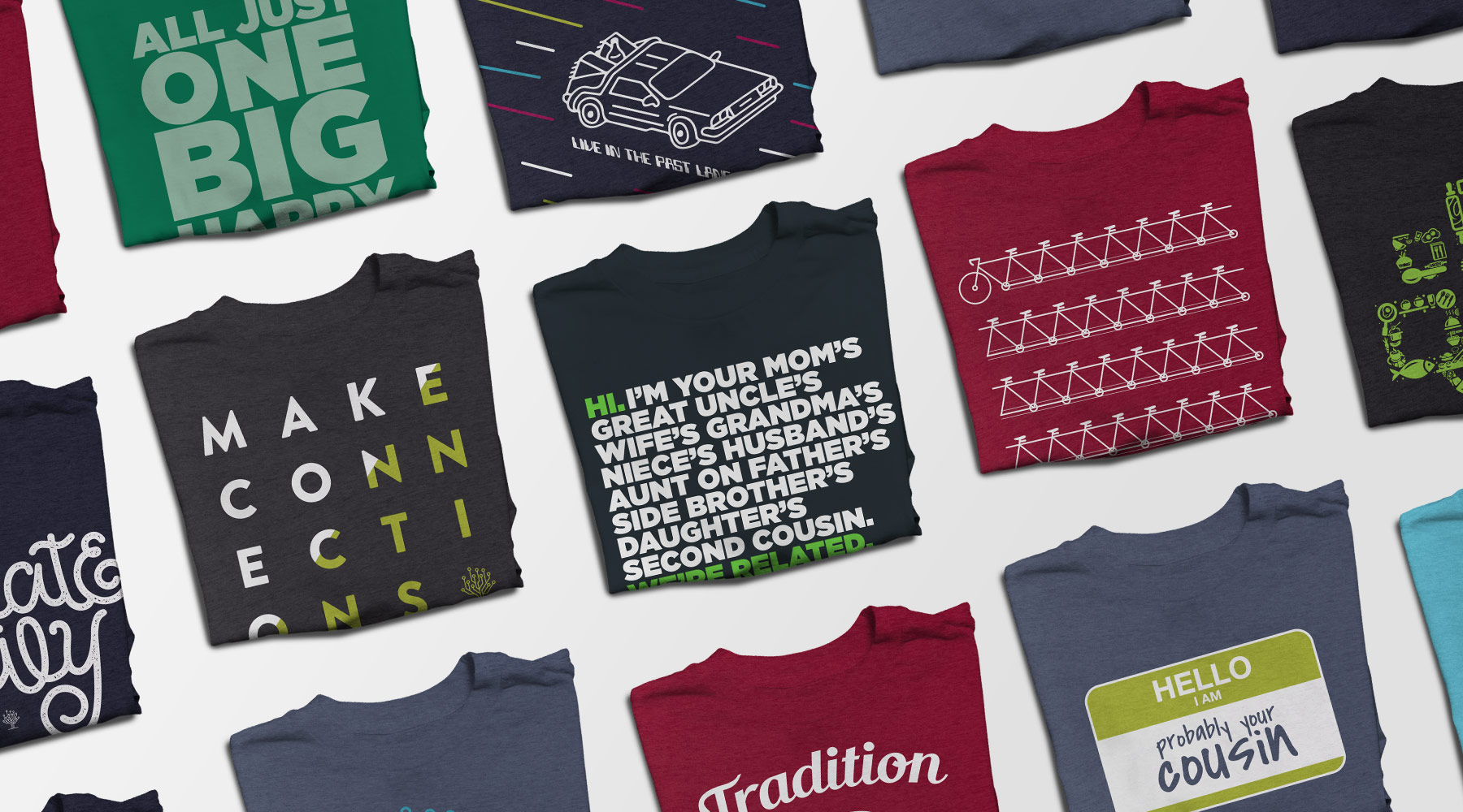 RootsTech T-Shirts