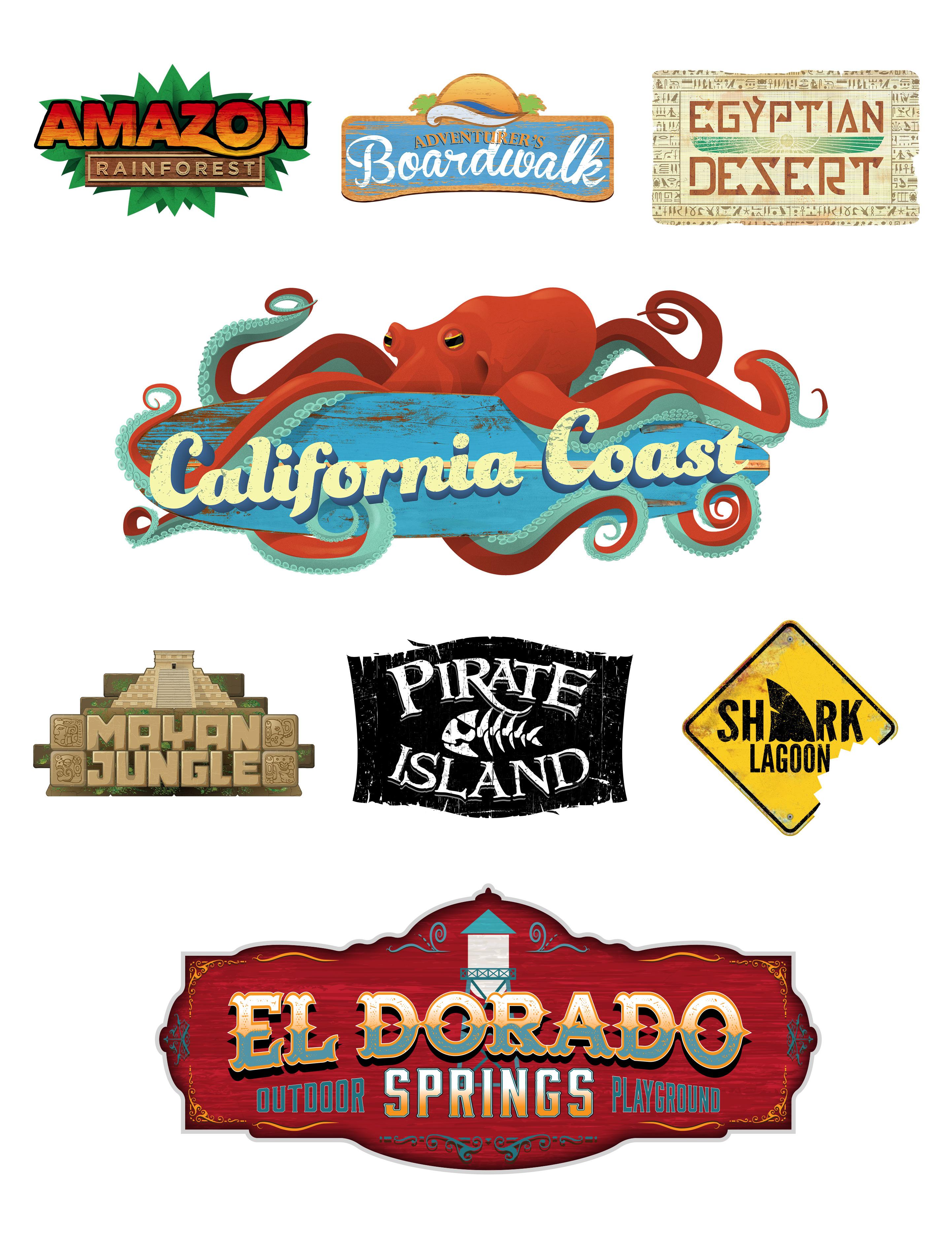 SeaQuest signs
