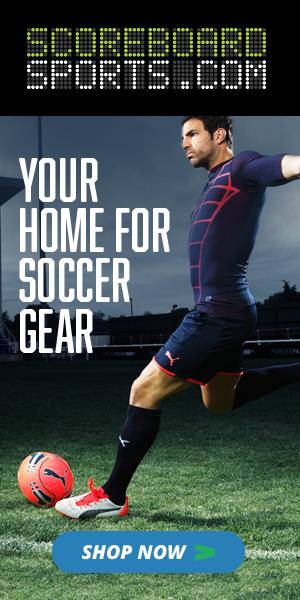 Scoreboard Sports your home for soccer gear