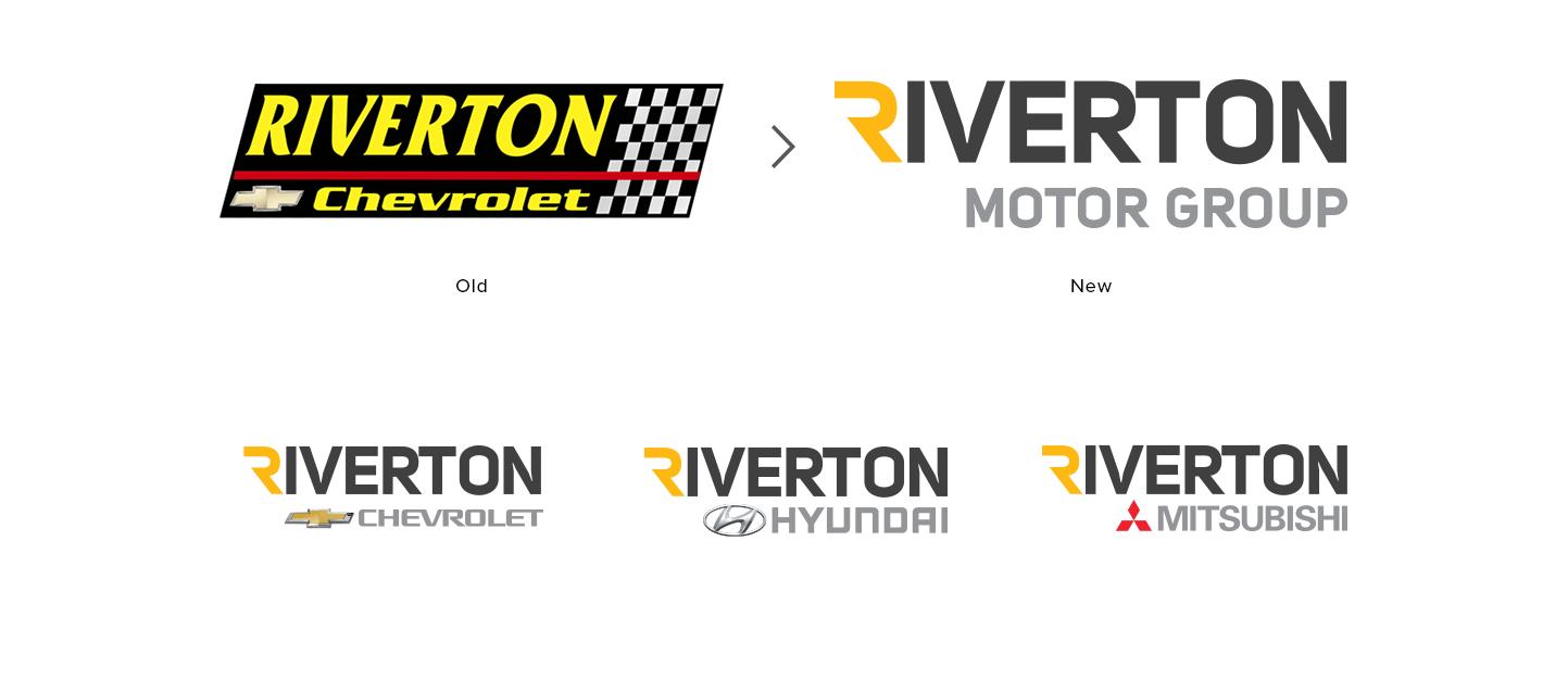 Riverton Motor Group logos