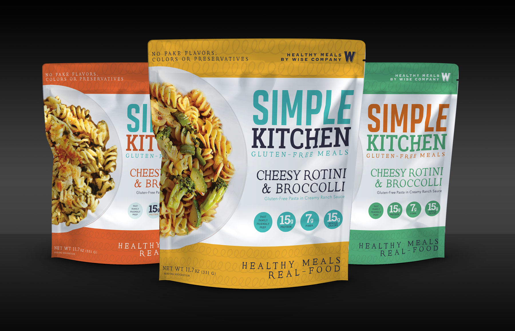 Simple Kitchen product packaging