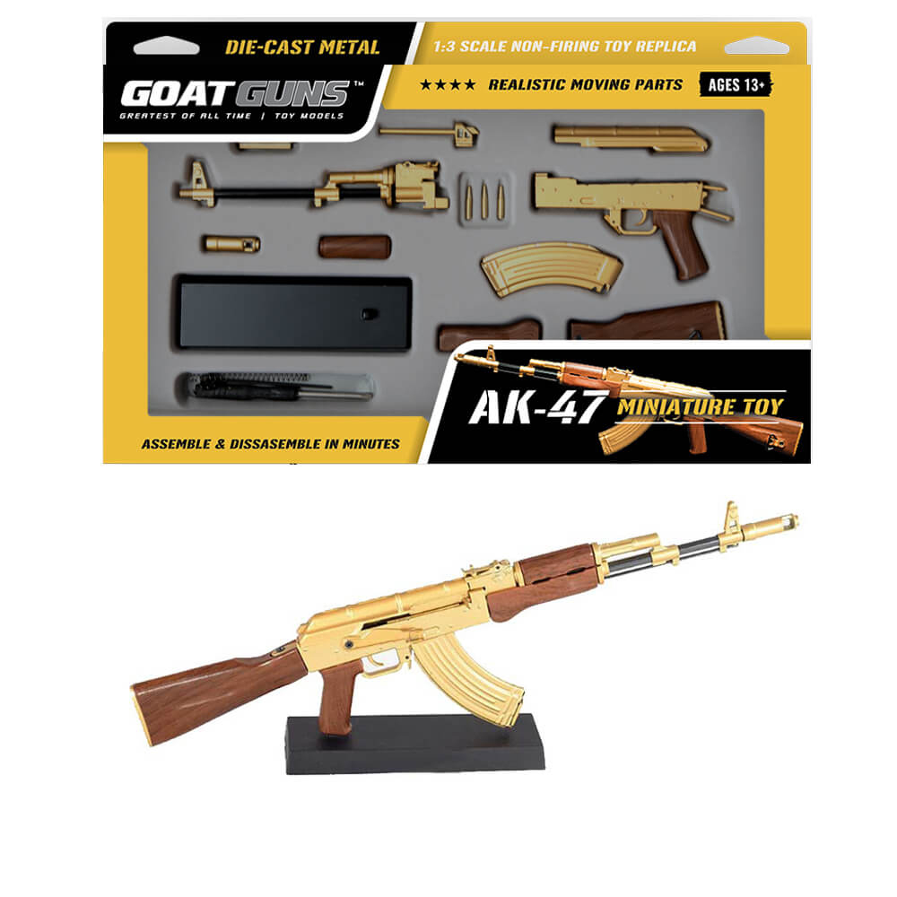 Toy-Gold-AK Packaging