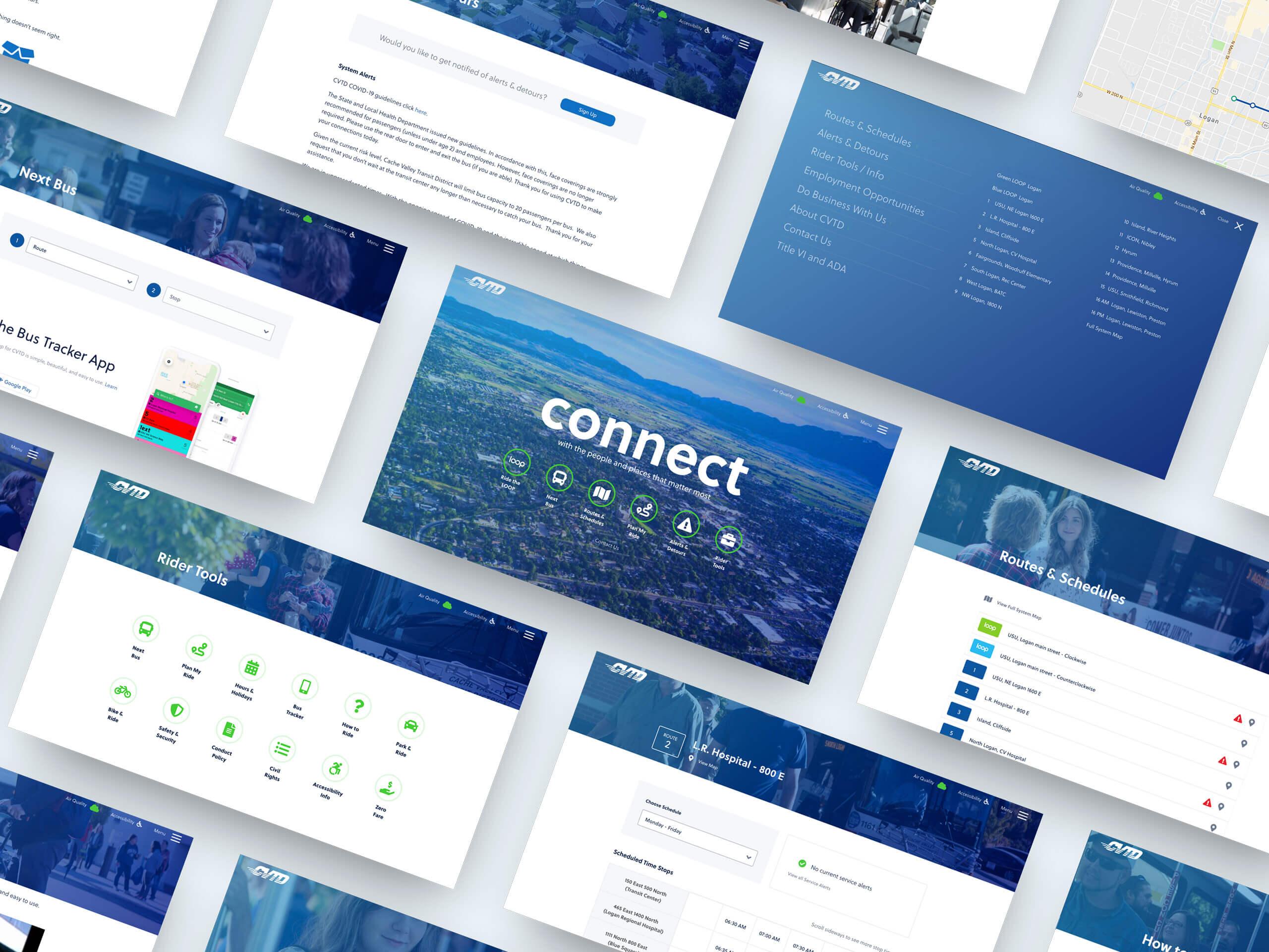 Packsize website screenshot on laptop screen